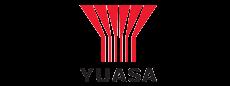 Yuasa Logo sheet