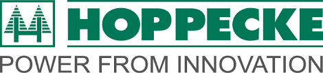 Hoppecke Power from innovation logo
